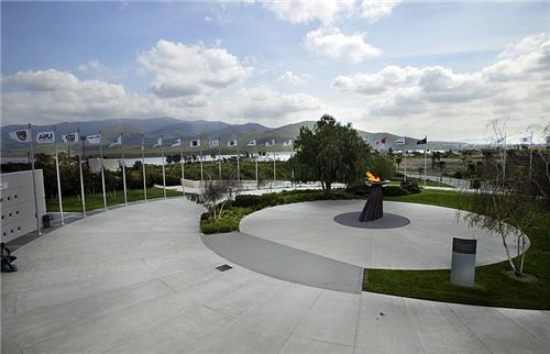 US Olympics Training Center