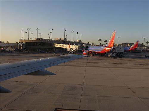 Chula Vista by Plane
